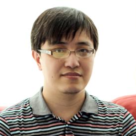 力美科技产品副总裁陈昱照片