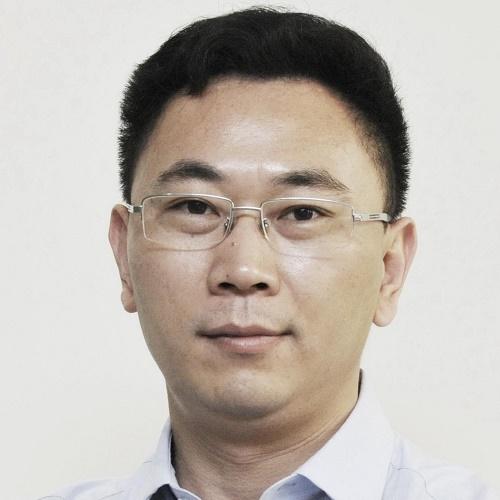 米筹金服首席执行官赵明辉照片