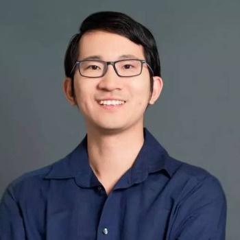 图森互联 联合创始人兼COO 郝佳男照片