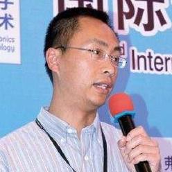 易特驰汽车技术(上海)有限公司高级顾问刘征照片