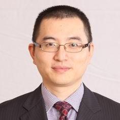 中国股权投资基金协会副会长李皓天照片