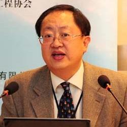 中国医药设备工程协会副会长兼秘书长顾维军照片