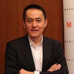 Marvell公司全球副总裁李春潮照片