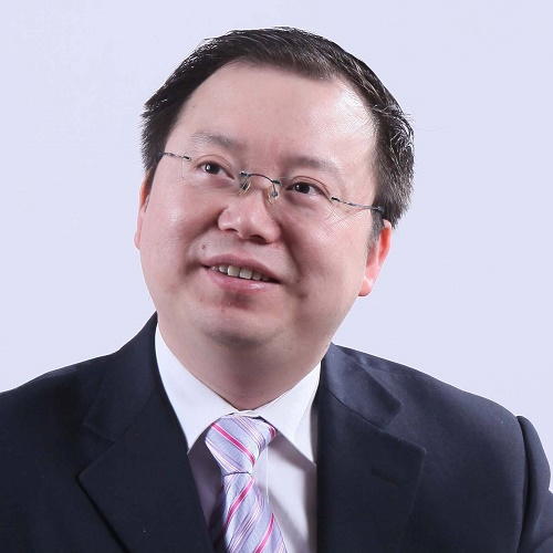 中国文化酒店发展联盟理事长易钟照片