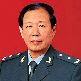 中国战略文化促进会常务副会长罗援照片