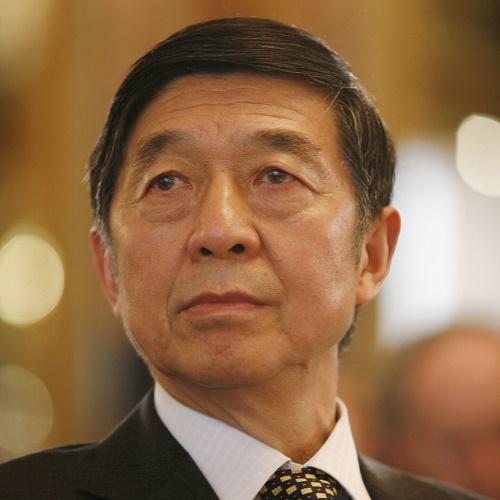 外交部原副部長吳建民照片
