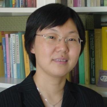 北京大学数学科学学院金融数学系教授吴岚照片