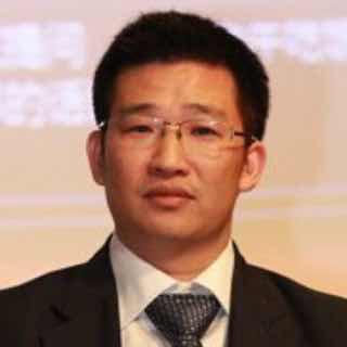 汇添富基金管理有限公司副总经理陈灿辉照片