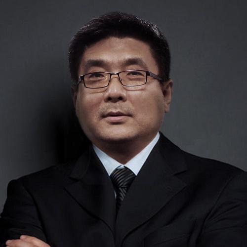 杭州市电子商务研究院常务副院长张铁柱照片