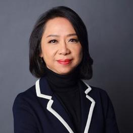 群邑集团首席执行集团CEO李倩玲