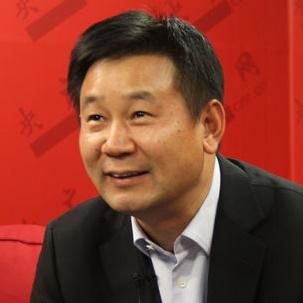 中国再生资源开发有限公司董事长管爱国照片