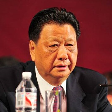 中国企业联合会会长王忠禹照片