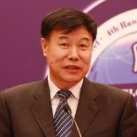 中国钢铁工业协会副会长王利群照片