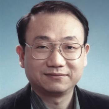 中国电子信息行业联合会副会长兼秘书长周子学照片