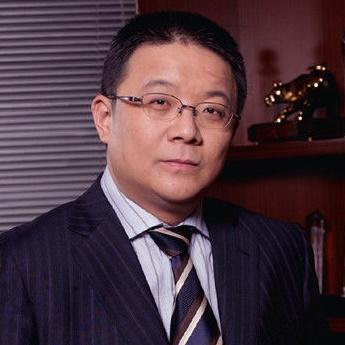 易居(中国)控股有限公司董事局主席周忻照片