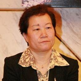 中国百货商业协会副秘书长范艳茹照片