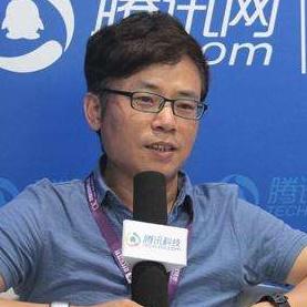 世纪佳缘执行副总裁张亚红照片