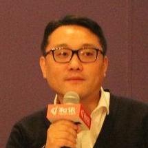 華泰證券網絡金融部總經理陳天翔照片