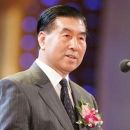 中国人寿集团保险公司前董事长王宪章照片