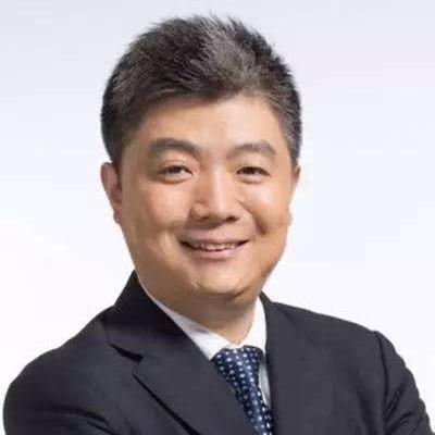 科大讯飞执行总裁胡郁照片