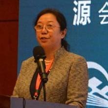 中国生物发酵产业协会秘书长李晓燕照片