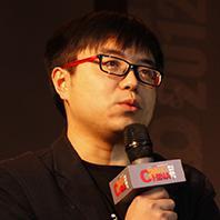 中国轴承工业协会副秘书长卢刚照片