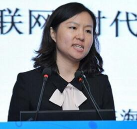 中国信息通信研究院法律研究中心主任  李海英