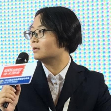成都硅宝科技股份有限公司技术经理熊婷照片