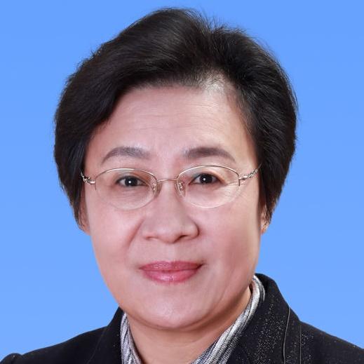 中国妇女研究会副会长李秋芳照片