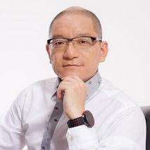 厦门特步体育用品有限公司战略副总裁吴联银照片