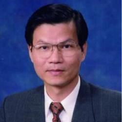 台湾中央研究院第九任院长翁启惠照片