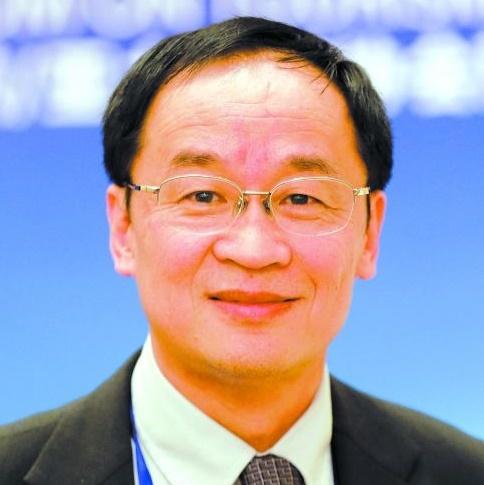港中旅集团旅游产业研究院院长陈文杰照片