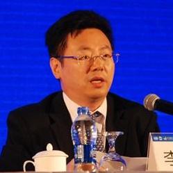 上海经济与信息化委员会主任李耀新照片
