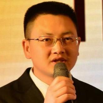 深圳市众投邦股份有限公司董事长兼总经理朱鹏炜照片