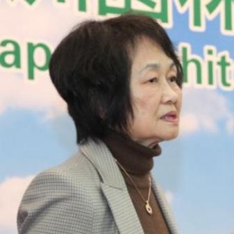 亚洲园林协会主席王小璘