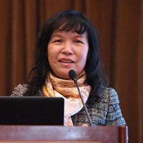 清华大学环境科学与工程系学术委员会主任黄霞照片
