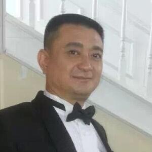 清华大学服务外包人力资源研究中心主任朱大勇照片