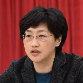 上海市老龄工作委员会办公室 主任施小琳照片