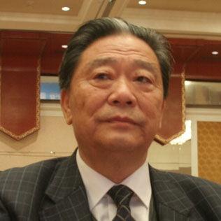 中国生产力学会会长王茂林照片