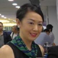 香港三维打印协会主席冼慧妍照片