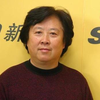 中国人口福利基金会副理事长苗霞照片
