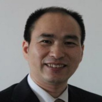 海航活力影业投资(北京)有限公司总经理陈国伟照片