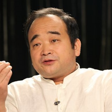 重庆文化产权交易中心艺术交易运营总裁王小虎照片