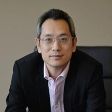 天云融创数据科技有限公司CEO雷涛照片