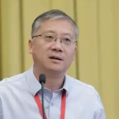 中建一局集团第二建筑有限公司副总经理李孟渝照片