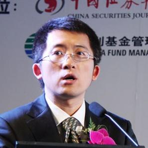 泰达宏利效率基金经理吴华照片