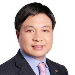 联想控股高级副总裁陈绍鹏