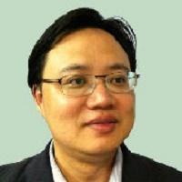 中国企业学习技术应用联盟秘书长杨谨忠照片