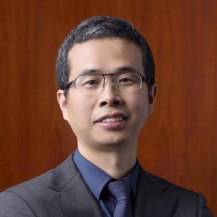 钱包金服创始人、董事长兼CEO赵国栋照片