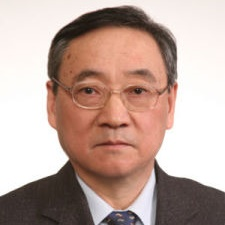 国家能源专家咨询委员会主任徐锭明照片
